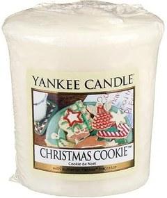 Sviečka Yankee Candle vianočné pečivo, 49 g