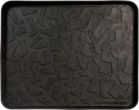 Gumový odkvapávač na obuv Tica Copenhagen Footwear, 48 x 38 cm