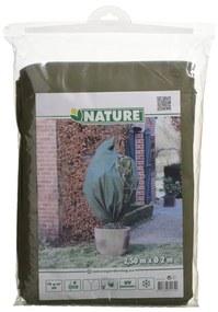 Nature Zimný ochranný návlek na rastliny, zelený, 2x2,5 m, 6030134