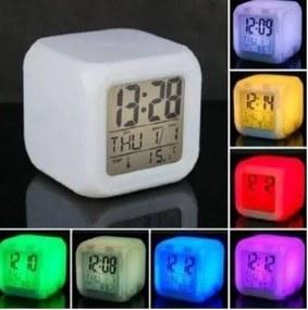 ISO Svietiace LED budík CHAMELEON, 149