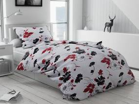 Bavlnené obliečky Tapeta Rozmer obliečok: 70 x 90 cm, 140 x 200 cm