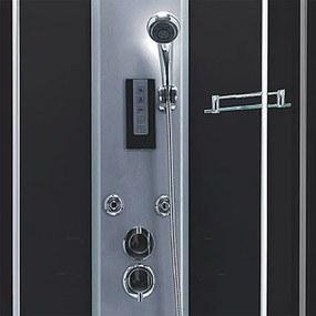 Hydromasážny box ELECTRA /900 Brillant Sklo RAUCH