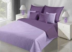 Povlečení DecoKing Luxury fialové