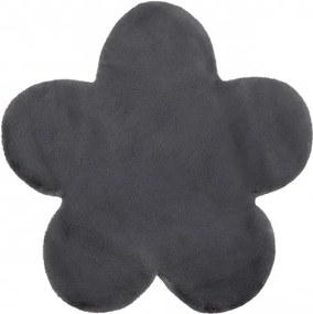 3kraft Detský koberec JOLLY sivý
