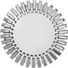 Nástenné zrkadlo Kare Design Sprocket, ⌀ 92 cm