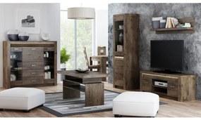 TEMPO KONDELA Infinity obývacia izba jaseň tmavý