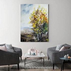 Obraz CARO - Autumn Landscape 2 30x40 cm