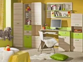 DL Študentská izba LUCAS 4 - zelená