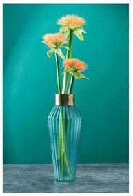 KARE DESIGN Sada 2 ks − Váza Barfly 43 cm svetlo modrá