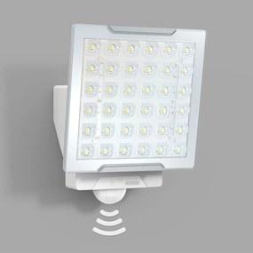 STEINEL XLED Pro Square bodové svetlo snímač biele
