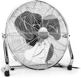 """OneConcept Metal Blizzard, podlahový ventilátor, 18"""", 140 W, sklopiteľný"""