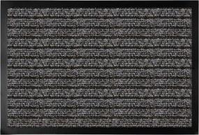 Rohožka DuraMat 2868 černá - 100x150 cm