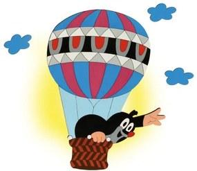 DoDo Lampička Krtko v balóne NL25 28x38x8 cm