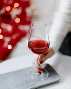Bella Rose Pohárik na víno Bad Day