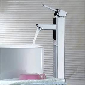 Vysoká kúpeľňová batéria Becola