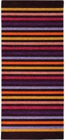 Oriental Weavers koberce Protiskluzový ručně tkaný běhoun Laos 208/999X - 75x160 cm