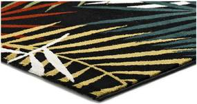 Koberec Universal Tropics Dark, 120 × 170 cm