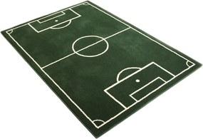 Hanse Home Collection koberce Kusový koberec Prime Pile Fußball 100827 - 80x150 cm
