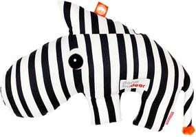 Plyšová hračka Zebee Black