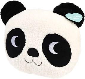 Čierno-biely detský vankúš Rex London Miko the Panda
