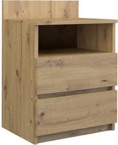 Shoptop Nočný stolík MALWA M1 dub artisan