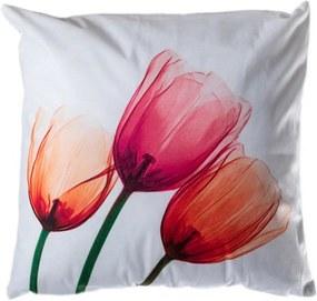 Jahu Vankúšik Tulip Tulipán, 40 x 40 cm