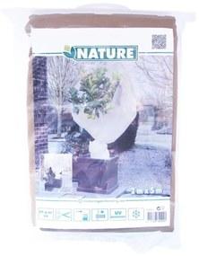 Nature Zimný ochranný návlek na rastliny, béžový, 2x5 m, 6030094