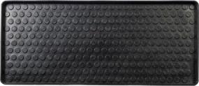 Gumový odkvapávač na obuv Tica Copenhagen Dot, 88 x 38 cm