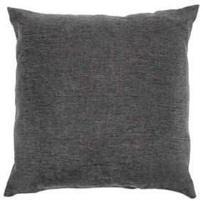 Titania Pillows, vankúš, polyester, nepremokavý, melírovaný tmavosivý