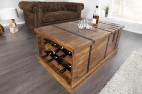 Luxusný konferenčný stolík Winebar