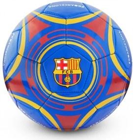 Futbalová lopta FC BARCELONA Blue Star (veľkosť 5) FC BARCELONA BRC1334x