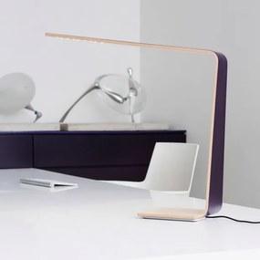 Tunto LED4/L4/W Stolná lampa, orech