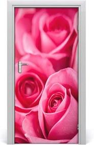 Fototapeta samolepiace  ružové ruže