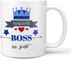 Hrnček Najlepší boss