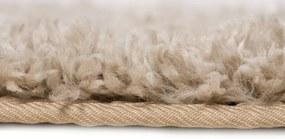 Detský kusový koberec Líška hnedý, Velikosti 120x120cm