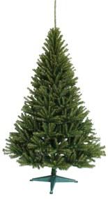 Umelý vianočný stromček Smrek škandinávsky 150 cm + DARČEK 8 ks vianočných gulí ZADARMO