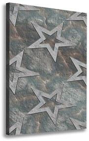 Foto obraz na plátne Kamenné hviezdy pl-oc-70x100-f-59935790