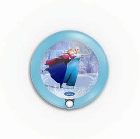 Philips 71765/08/16 Disney Frozen Nočné svietidlo so senzorom pohybu LED 0,06W na batérie
