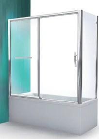Roltechnik Proxima line bočná stena vaňová PXVB 700 brillant/transparent