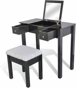 Toaletný stolík Dekorhome