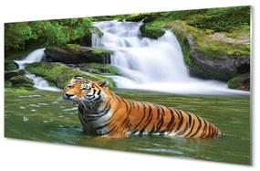 Nástenný panel tiger vodopád 120x60cm