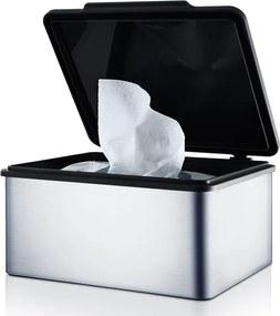 Blomus Box na vlhčené obrúsky matná nehrdzavejúca oceľ MENOTO