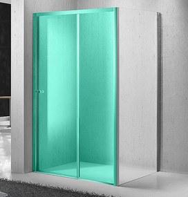 MOVE F1 90 Pevná bočná stena ku sprchovacím dverám série Move