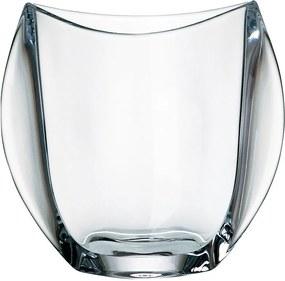 Crystalite Bohemia sklenená váza Orbit 18 CM