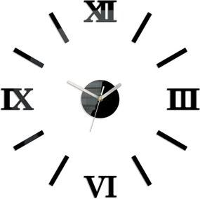 Moderné nástenné hodiny NUMBER NH024