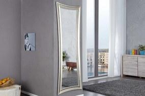 Zrkadlo Thin strieborné