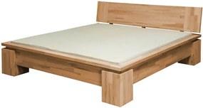 SABELLA Rozmer - postelí, roštov, nábytku: 80 x 200 cm, Farebné prevedenie: sonoma, Povrchová úprava: lak