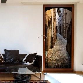 Fototapeta na dvere - Stony City 100x210 cm
