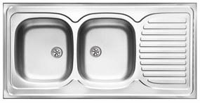 Kuchyňský dřez DEANTE TANGO - ZE6 0210