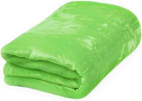 Deka svetlo zelená